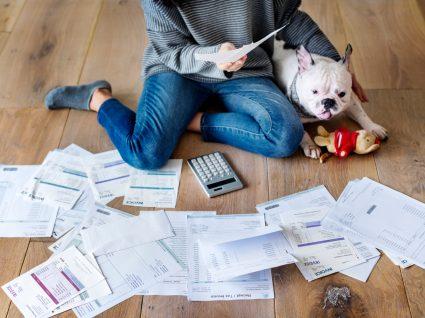 distúrbios financeiros