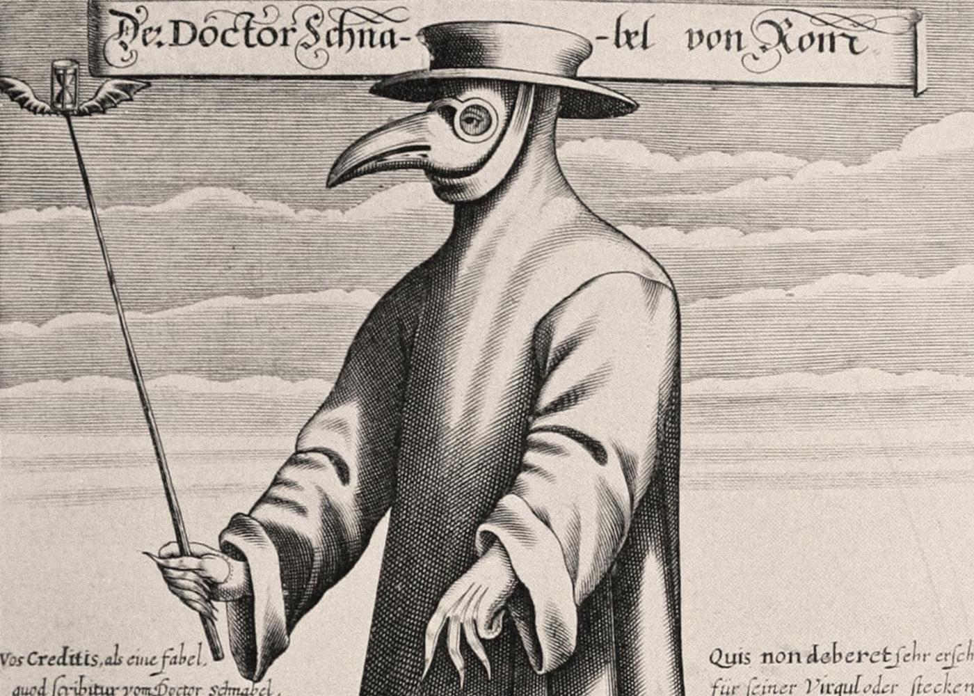 Médicos da peste da idade média