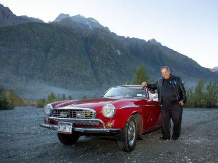 Irv Gordon e Volvo P1800