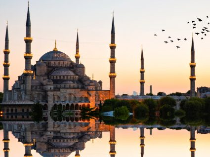 Mesquita em Istambul