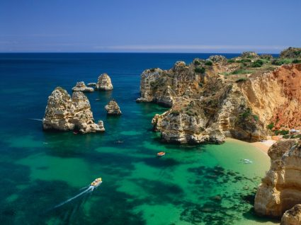 Praias do Algarve com lotação definida