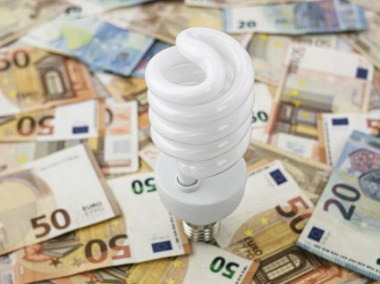 prestações conta da luz