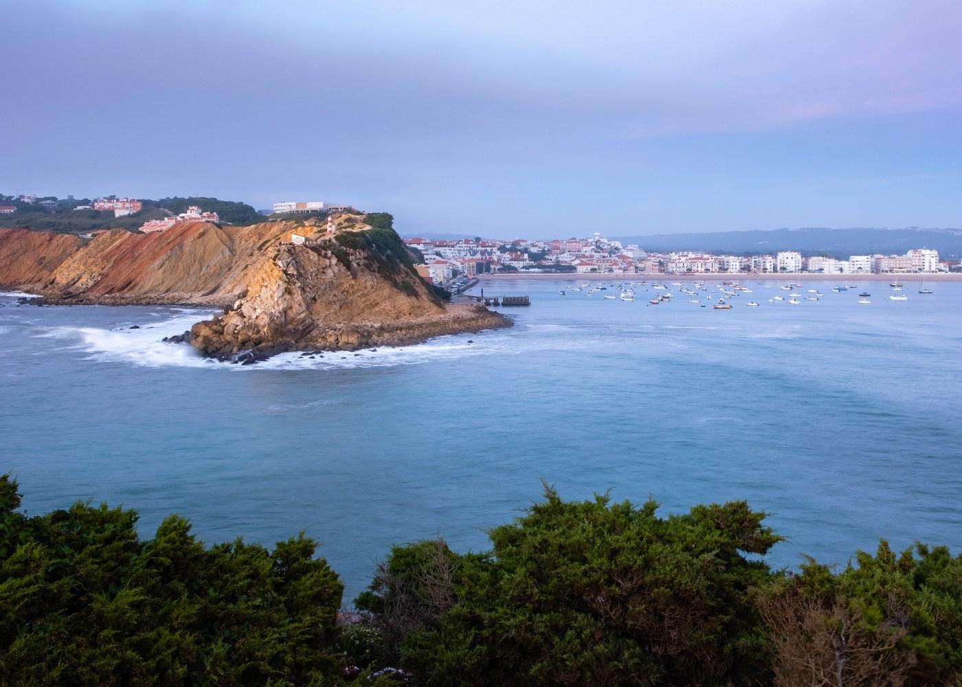 Panorâmica de São Martinho do Porto