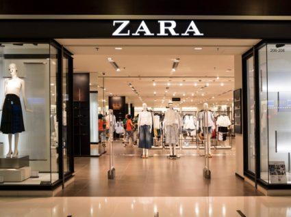 Promoções na Zara
