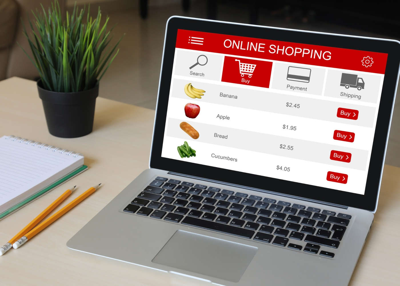 compras mercearias online