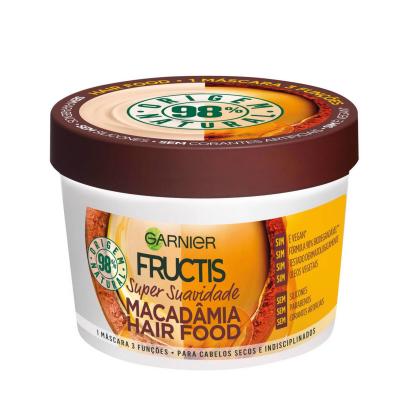 máscara nutritiva fructis