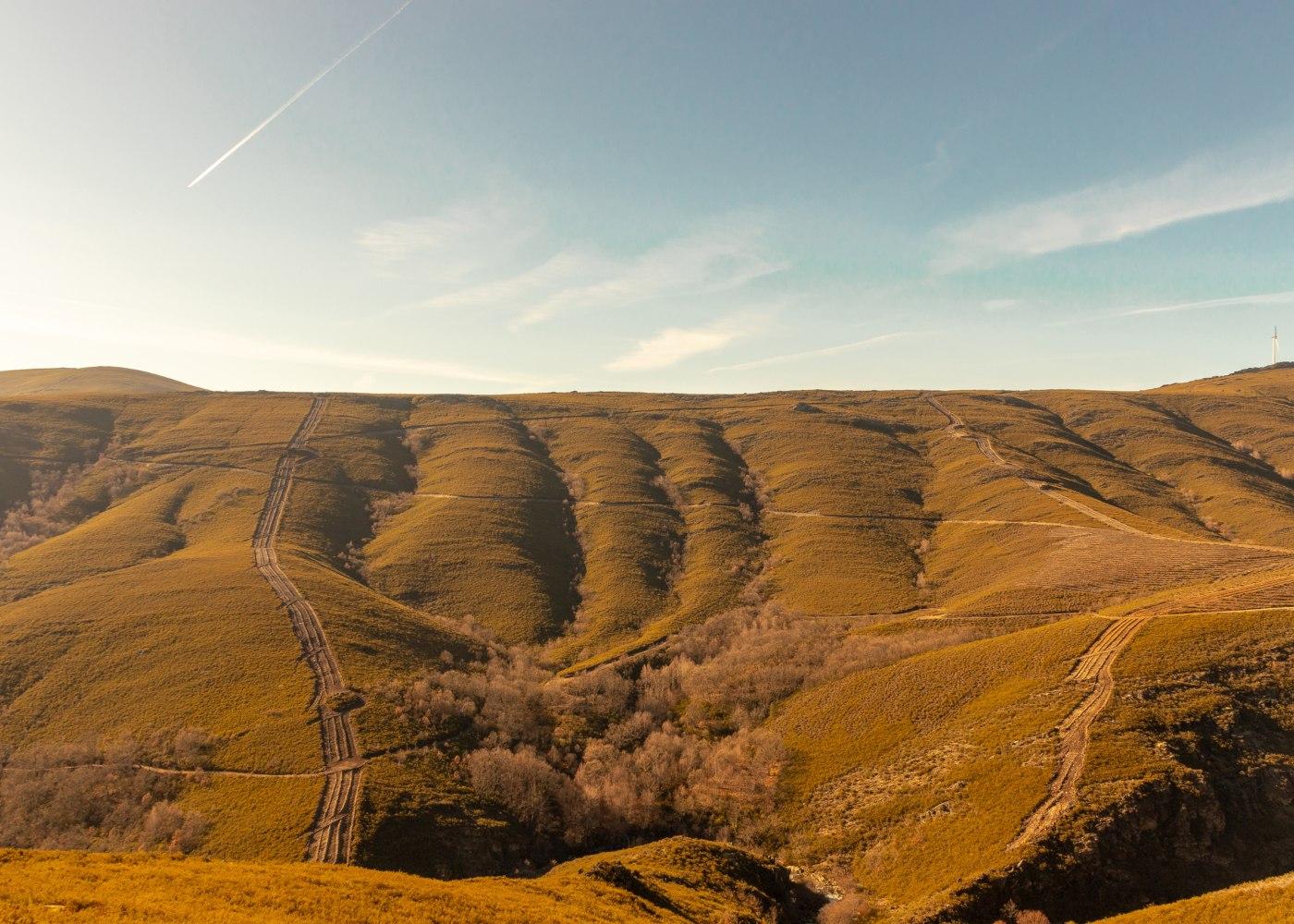 vista parque natural de montesinho