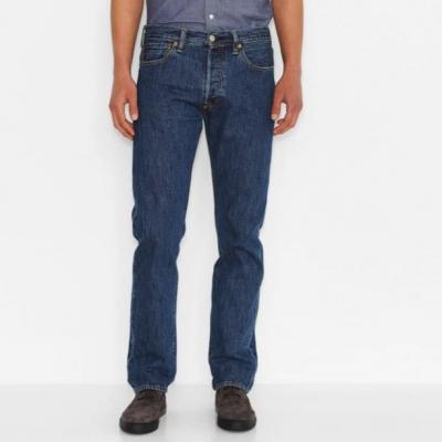 calças de ganga levis 501