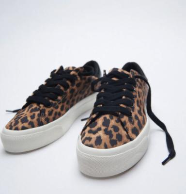 sapatilhas leopardo