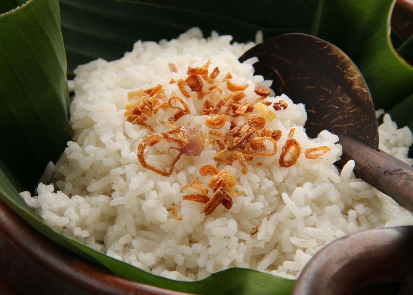 arroz de coco