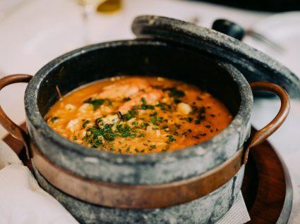 arroz de tamboril