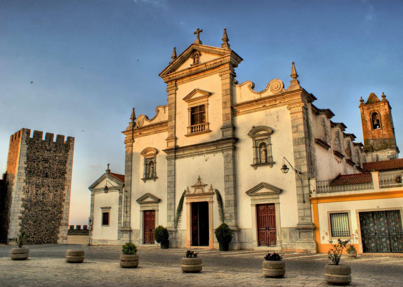 Igreja em Beja