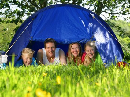 Lista de o que levar para acampar