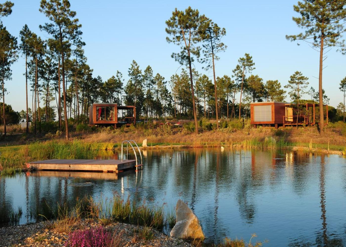 Cocoon Lodges Comporta Eco-resort