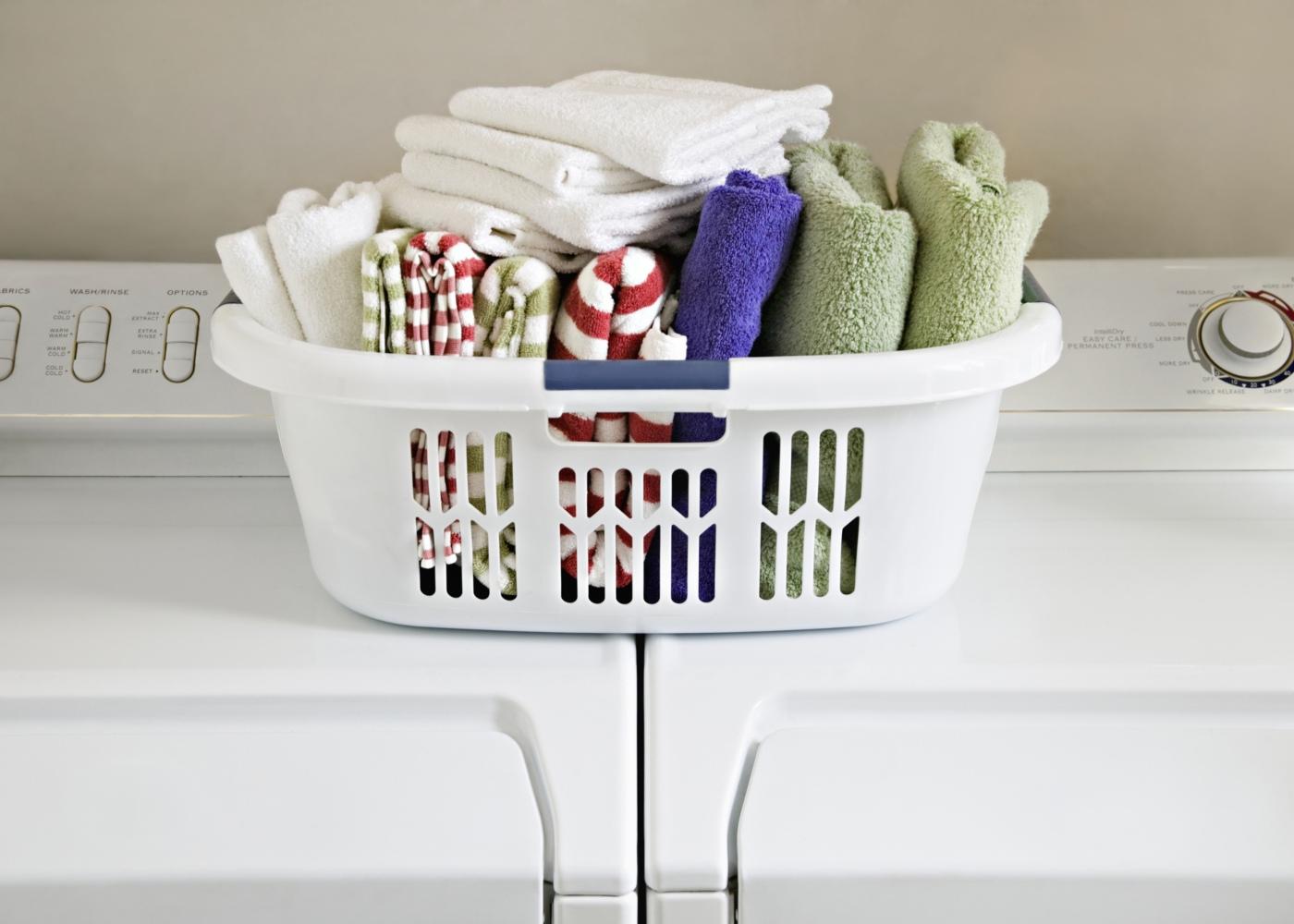 roupa lavada