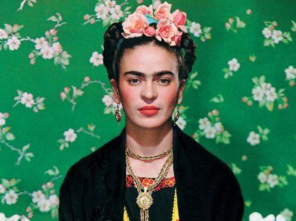 Retrato de Frida Khalo