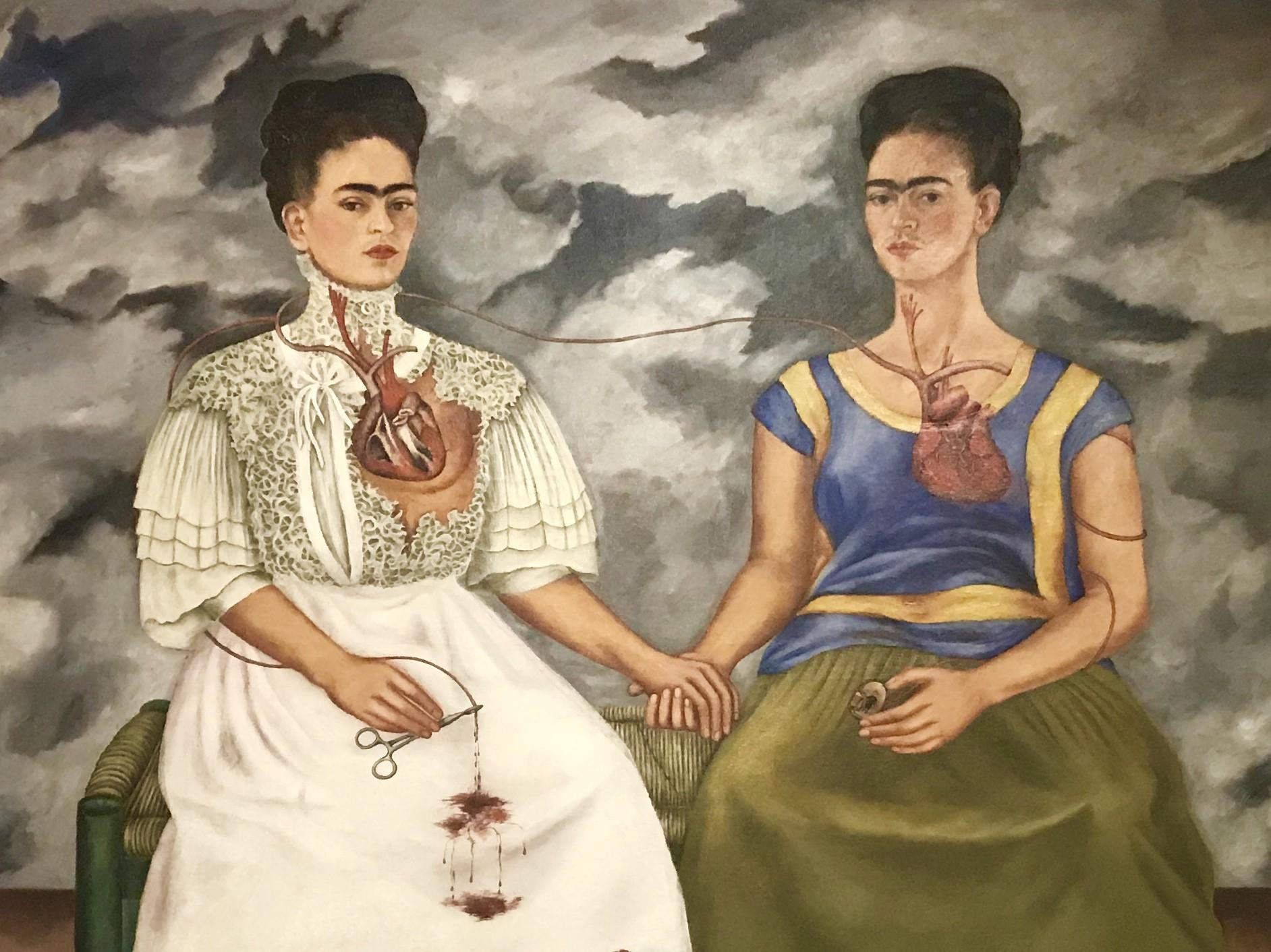 Pintura de Frida Khalo