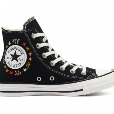 converse all star com bordados