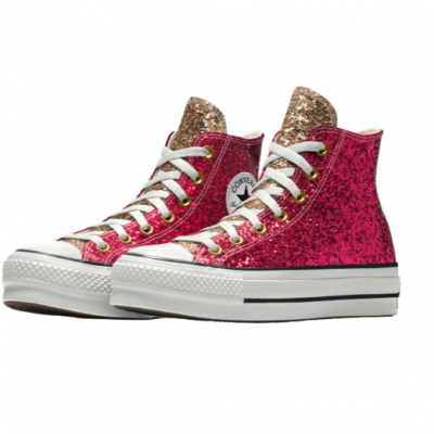 converse all star lantejoulas