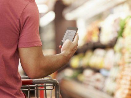 comparar preços no supermercado