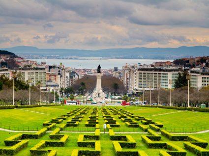 Local da feira do Livro de Lisboa
