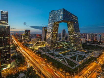 Pequim, uma das maiores cidades do mundo