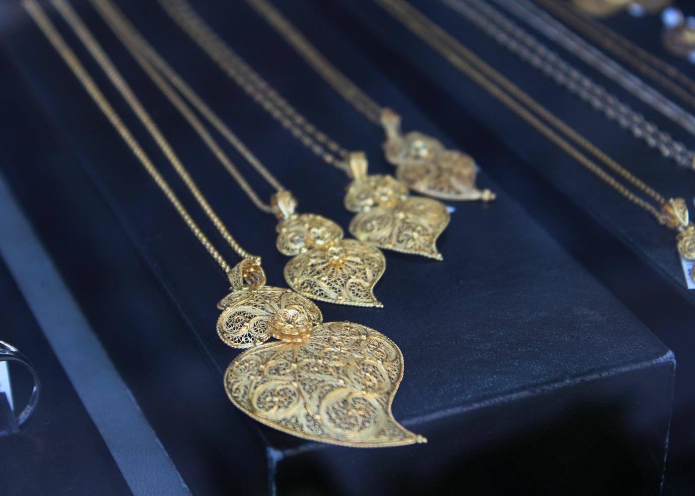 Coração de ouro de Viana do Castelo