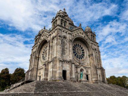 Igreja de Santa Luzia em Viana do Castelo