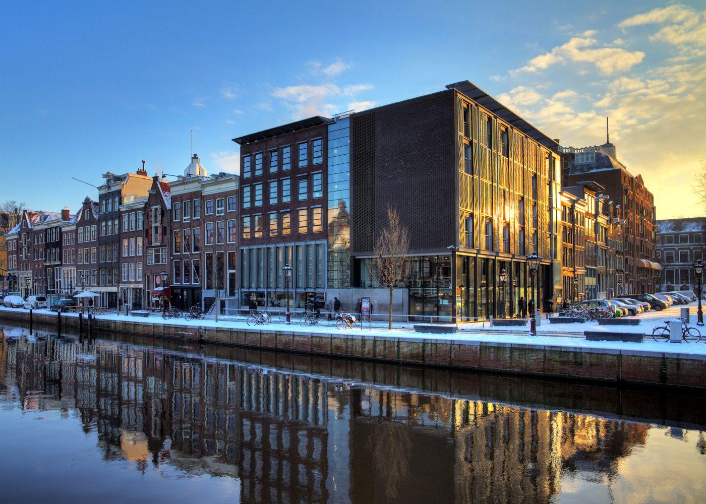 Museu casa de Anne Frank na Holanda