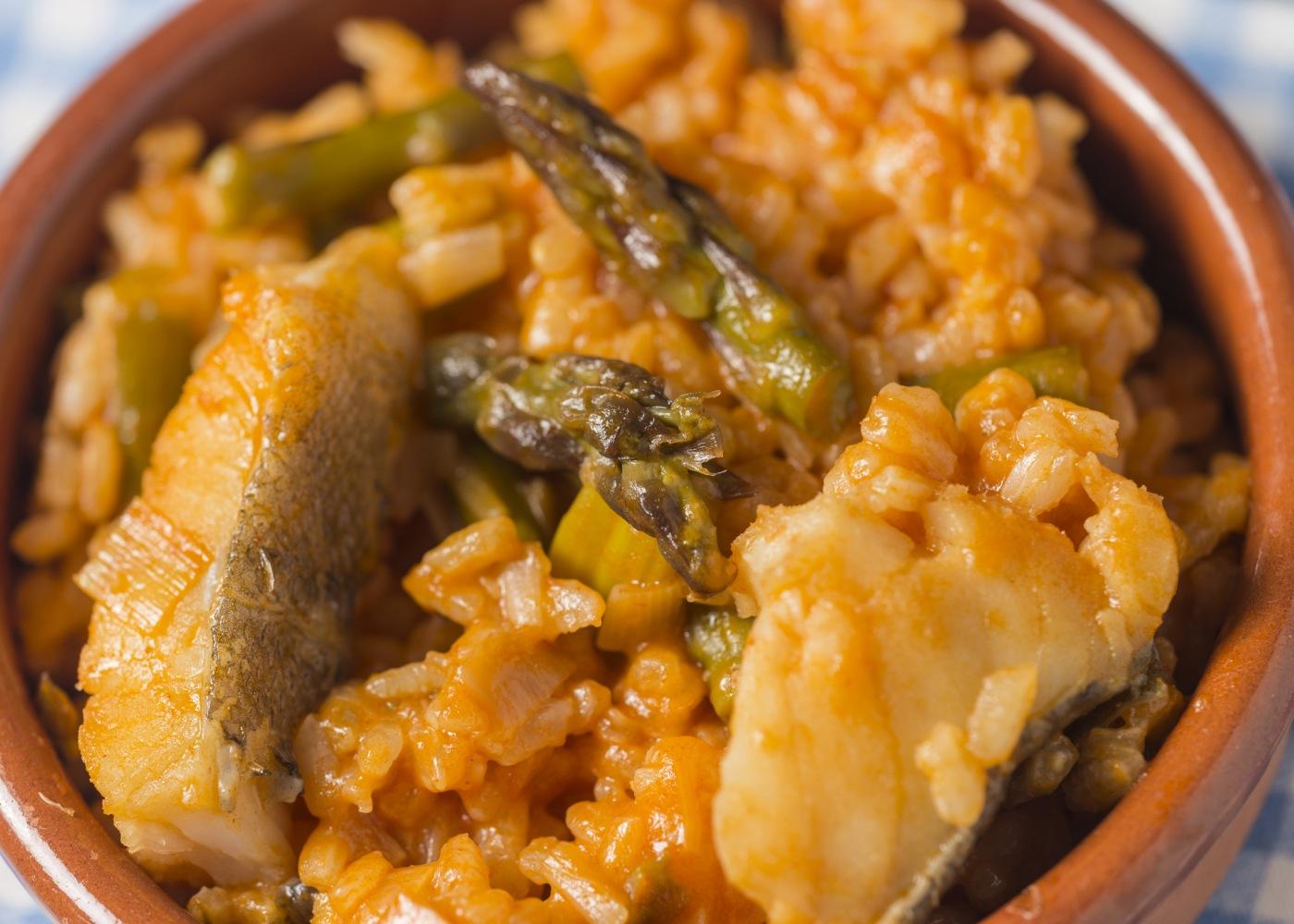 arroz de bacalhau tradicional