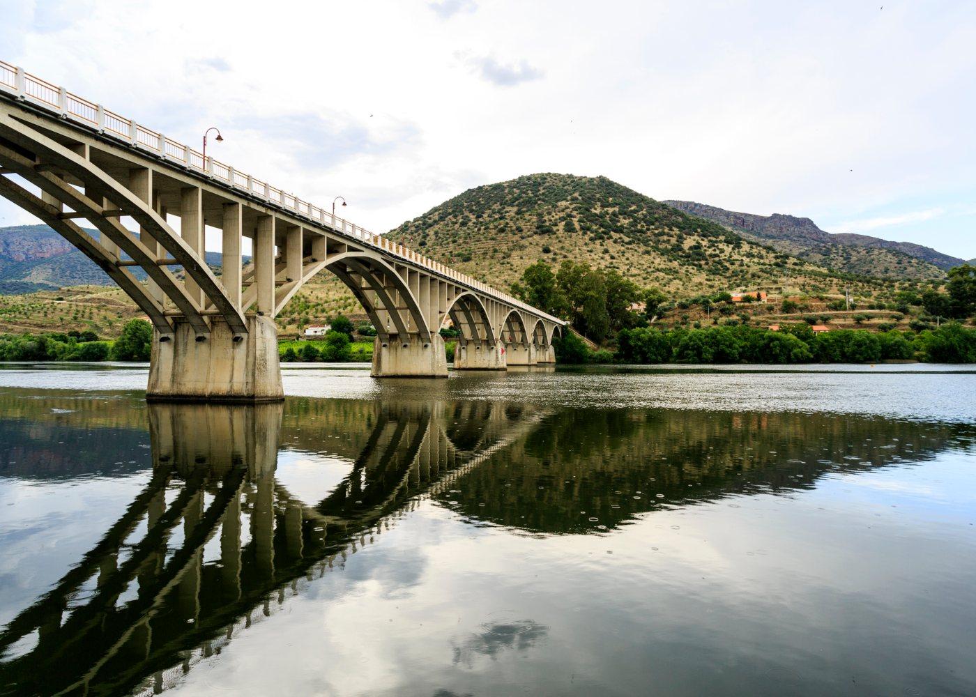 Ponte em Barca d'Alva