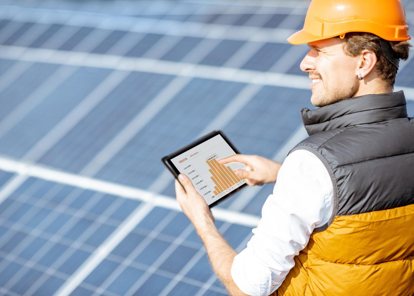 colocar painel fotovoltaico