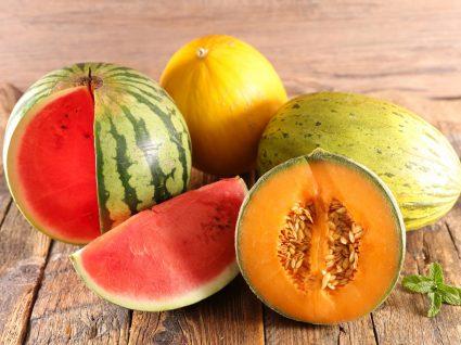 como escolher melão meloa melancia