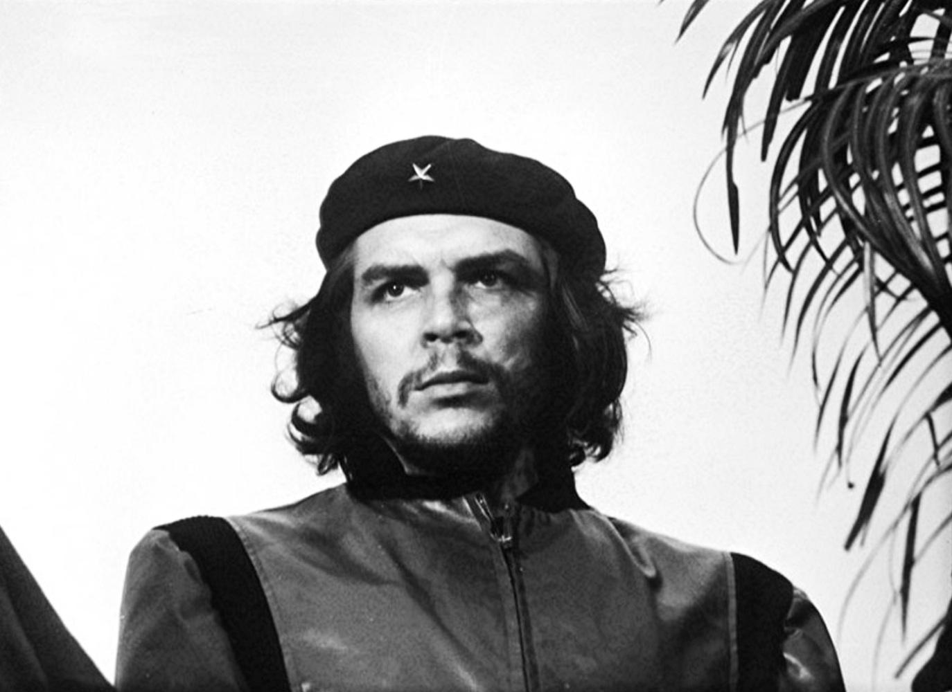 Che Guevara a paixão de Annie Silva pais