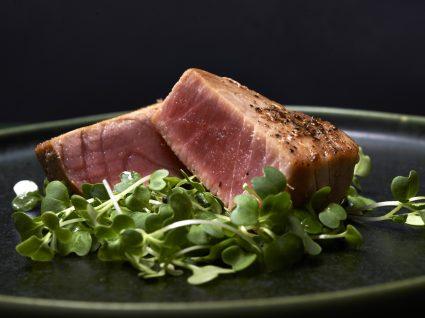 jantar com atum