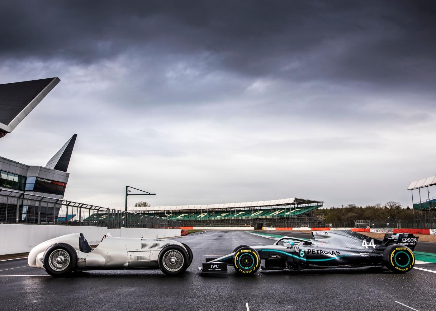 Mercedes Formula 1