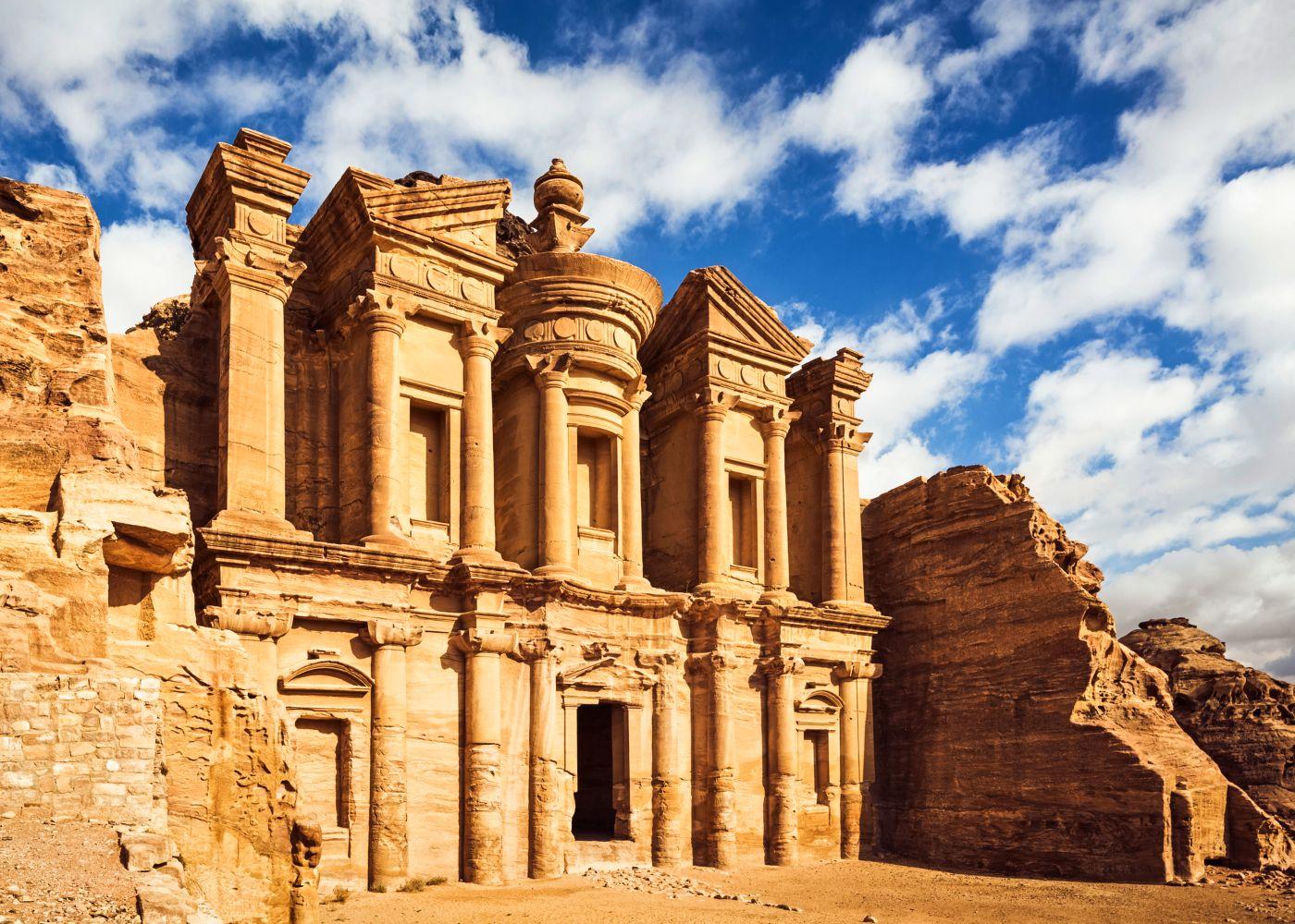 Templo em Petra
