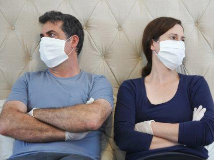 Relações entre casais durante a pandemia