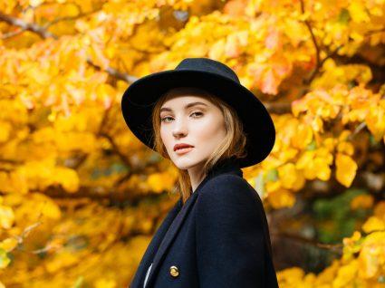 Tendências de outono na moda