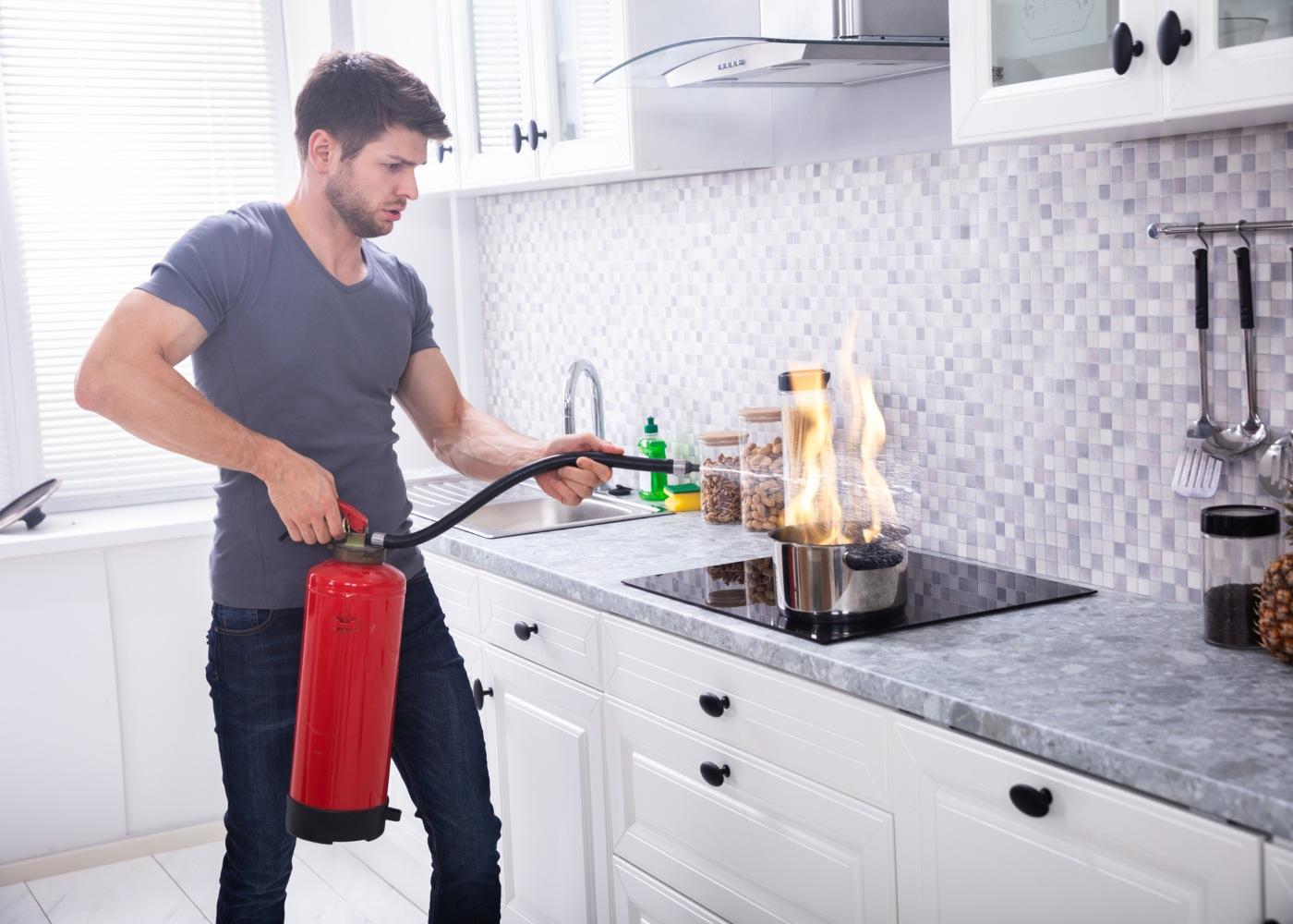 usar extintor