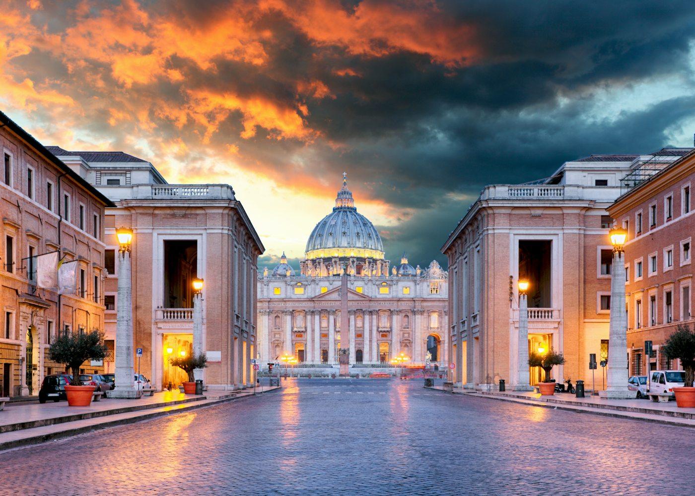 Basílica no Vaticano