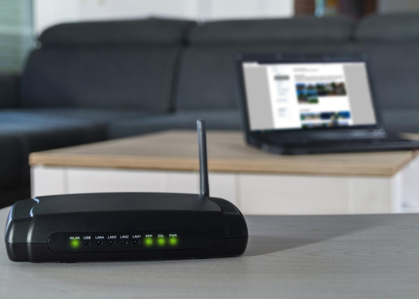 Router de wi-fi