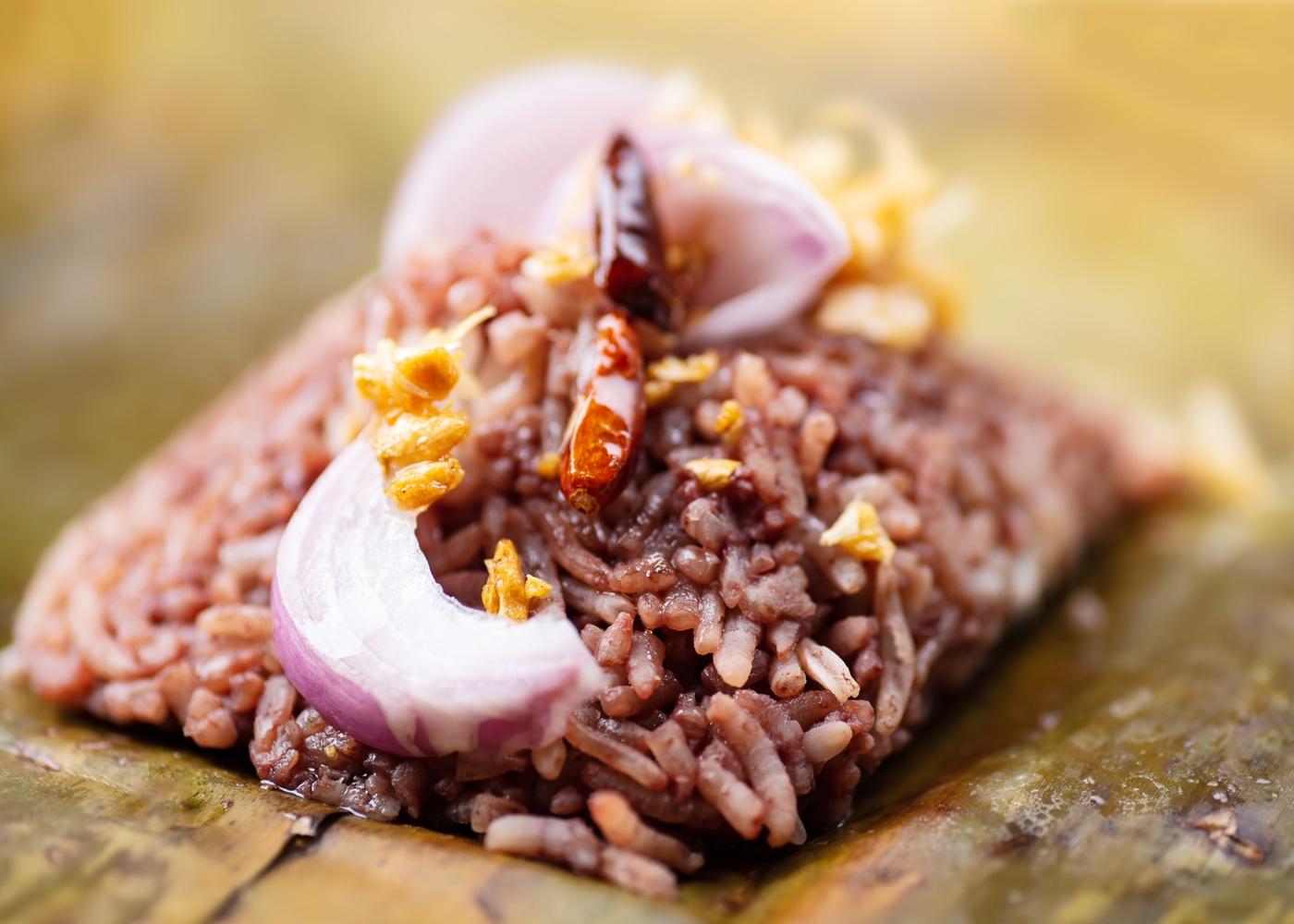 arroz de cabidela de coelho