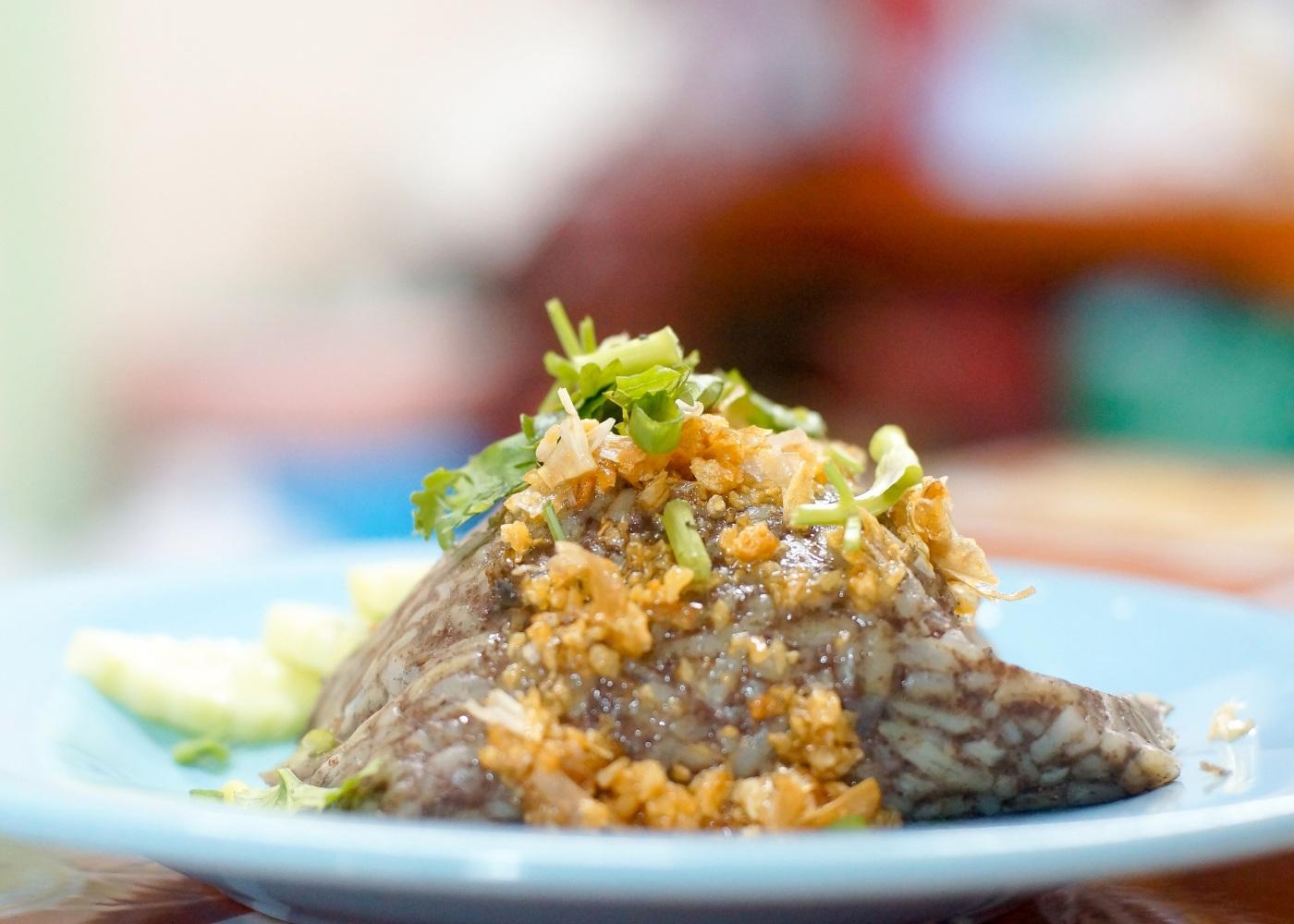 arroz de cabidela de frango