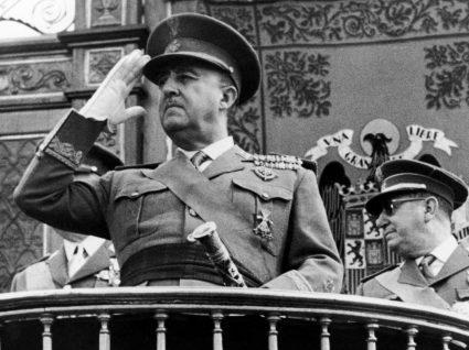 Franco estudou a invasão espanhola a portugal