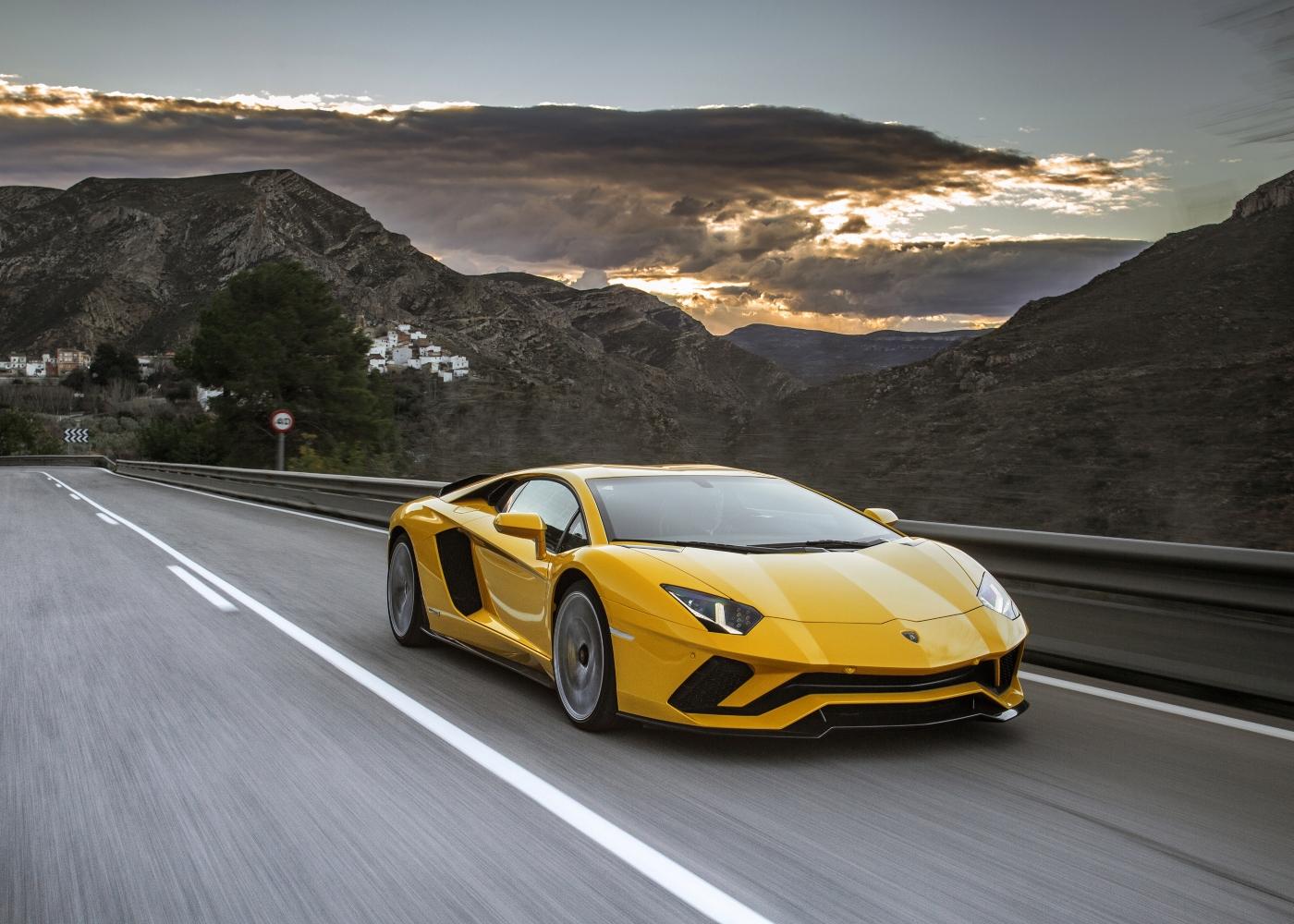 Lamborghini Aventador