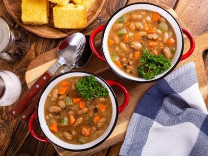 sopa da aldeia