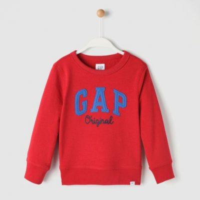 sweatshirt marca gap