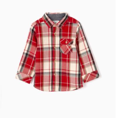 Camisa para bebé menino