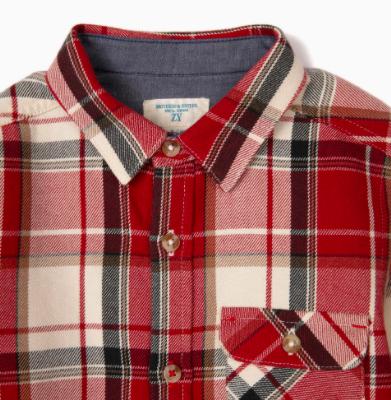 Camisa para rapaz Natal